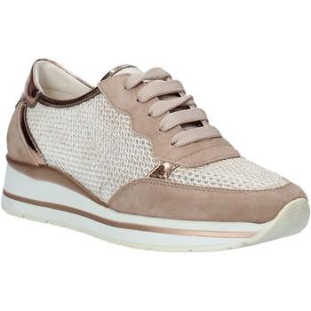 Boty Ženy Nízké tenisky Melluso HR20033 Růžový