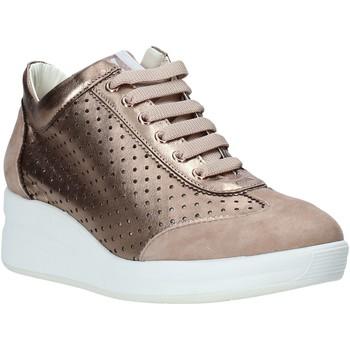 Boty Ženy Nízké tenisky Melluso HR20221 Růžový