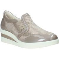 Boty Ženy Street boty Melluso R2180X Béžový