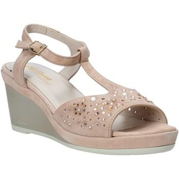 Boty Ženy Sandály Melluso HR70511 Růžový