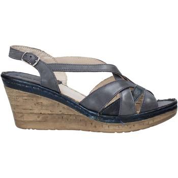 Boty Ženy Sandály Melluso 019046Z Modrý