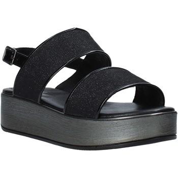Boty Ženy Sandály Melluso 09620X Černá