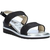 Boty Ženy Sandály Melluso H037073 Černá
