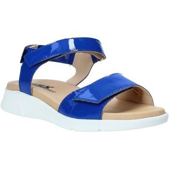 Boty Ženy Sandály Melluso Q60220X Modrý