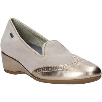 Boty Ženy Mokasíny Melluso H08121 Béžový