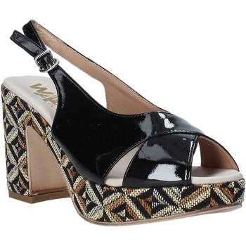 Boty Ženy Sandály Melluso H037080 Černá