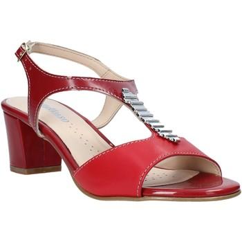 Boty Ženy Sandály Melluso K95352 Červené