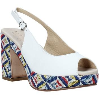 Boty Ženy Sandály Melluso .037081 Bílý