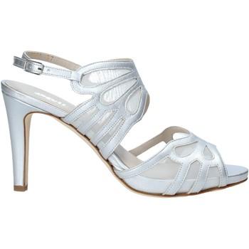 Boty Ženy Sandály Melluso HS845 Stříbrný