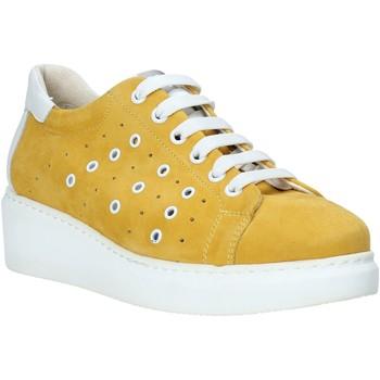 Boty Ženy Nízké tenisky Melluso HR20715 Žlutá