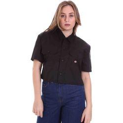 Textil Ženy Košile / Halenky Dickies DK0A4XE1BLK1 Černá