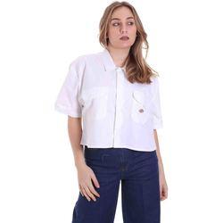 Textil Ženy Košile / Halenky Dickies DK0A4XE1WHX1 Bílý