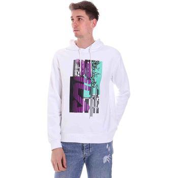 Textil Muži Mikiny Fila 688450 Bílý