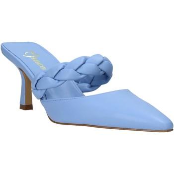 Boty Ženy Sandály Grace Shoes 396002 Modrý