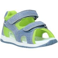 Boty Děti Sandály Chicco 01063481000000 Modrý