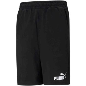 Textil Děti Kraťasy / Bermudy Puma 586971 Černá