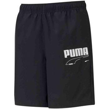 Textil Děti Kraťasy / Bermudy Puma 587022 Černá