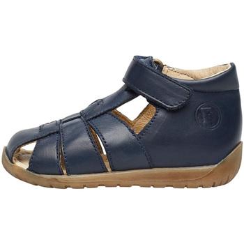 Boty Děti Sandály Falcotto 1500820 01 Modrý