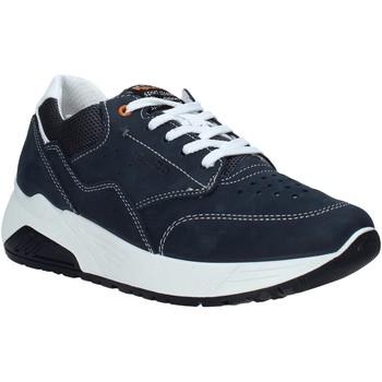 Boty Muži Nízké tenisky IgI&CO 7125222 Modrý