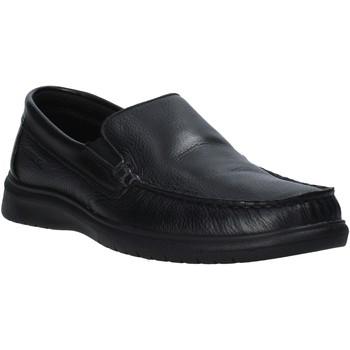 Boty Muži Mokasíny Enval 7213000 Černá