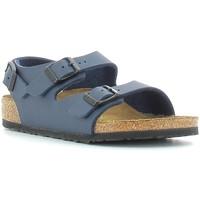 Boty Děti Sandály Birkenstock 233083 Modrý