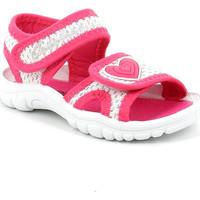 Boty Dívčí Sandály Grunland PS0060 Růžový