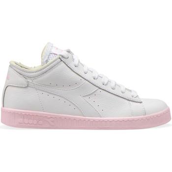 Boty Ženy Nízké tenisky Diadora 501177636 Bílý