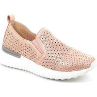 Boty Ženy Street boty Grunland SC5136 Růžový