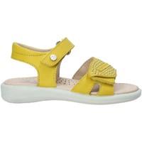 Boty Dívčí Sandály Naturino 502731 01 Žlutá