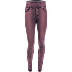Textil Ženy Legíny Freddy NOWY1MS101 Růžový