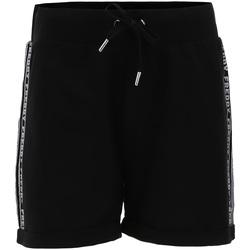 Textil Ženy Kraťasy / Bermudy Freddy S1WCLP3 Černá
