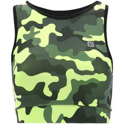 Textil Ženy Sportovní podprsenky Freddy S1WFTB2C Zelený