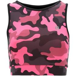 Textil Ženy Sportovní podprsenky Freddy S1WFTB2C Růžový