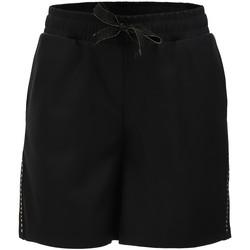 Textil Ženy Kraťasy / Bermudy Freddy S1WSDP13 Černá