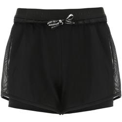 Textil Ženy Kraťasy / Bermudy Freddy S1WTBP7 Černá