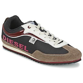 Boty Muži Nízké tenisky Diesel Basket Diesel Hnědá