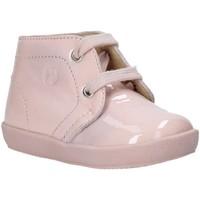 Boty Dívčí Kotníkové boty Falcotto 2012821 72 Růžový