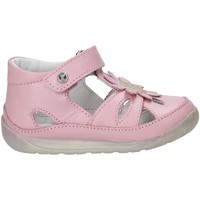 Boty Dívčí Sandály Falcotto 1500812 01 Růžový