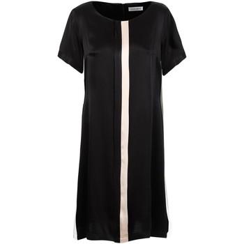 Textil Ženy Krátké šaty Café Noir JA6260 Černá