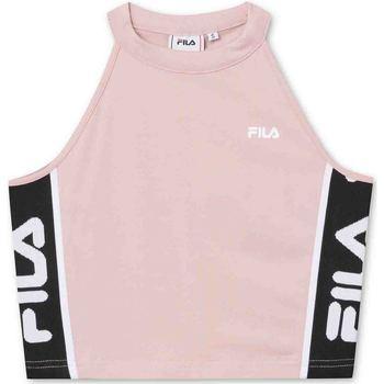 Textil Ženy Halenky / Blůzy Fila 687694 Růžový