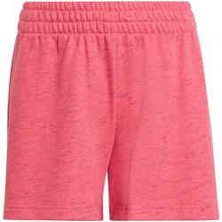 Textil Děti Kraťasy / Bermudy adidas Originals GM6949 Červené