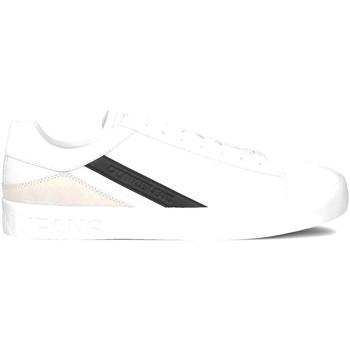 Boty Muži Módní tenisky Calvin Klein Jeans YM0YM00067 Bílý
