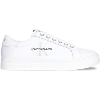 Boty Ženy Nízké tenisky Calvin Klein Jeans YW0YW00060 Bílý
