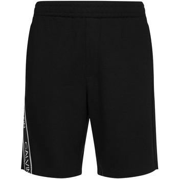 Textil Muži Plavky / Kraťasy Calvin Klein Jeans 00GMS1S828 Černá