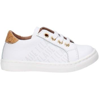 Boty Děti Nízké tenisky Alviero Martini 0651 0191 Bílý