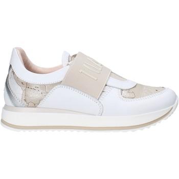 Boty Děti Street boty Alviero Martini 0609 0919 Bílý