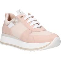 Boty Dívčí Nízké tenisky Alviero Martini 0612 0926 Růžový