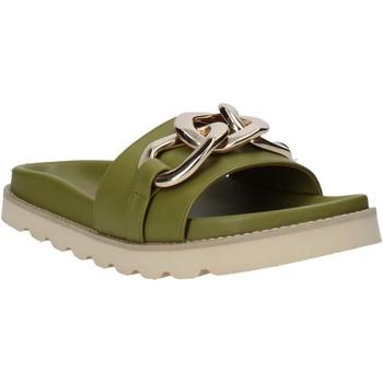 Boty Ženy Dřeváky Grace Shoes 021004 Zelený