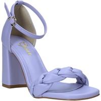 Boty Ženy Sandály Grace Shoes 6293A035 Fialový