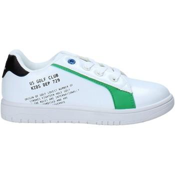 Boty Děti Nízké tenisky U.s. Golf S21-S00UK811 Bílý